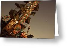 Fair Lights Greeting Card