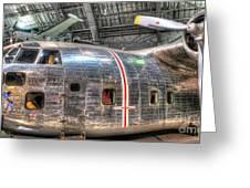 Fairchild C-123k Provider Greeting Card