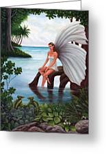 Fairies Glade Greeting Card
