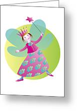 Fairy 5 Greeting Card