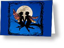 Fairy Couple Greeting Card
