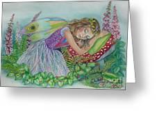 Fairy Dreams Greeting Card