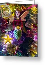 Fairy Dust Christmas Greeting Card