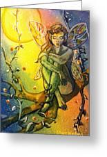 Fairy Elves Greeting Card