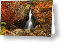 Fairy Fall Greeting Card