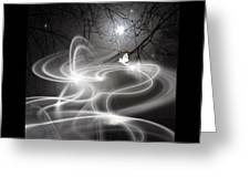 Fairy Fog Greeting Card