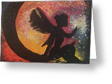 Fairy Life Faith Greeting Card