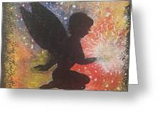 Fairy Life Happiness  Greeting Card