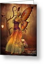 Fairy Lilith Greeting Card