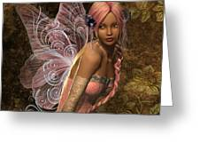 Fairy Lite  Greeting Card