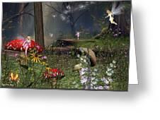 Fairy Night Greeting Card