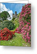 Fairy Tale Garden Greeting Card