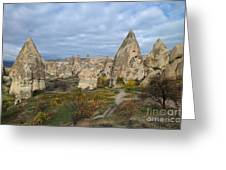 Fairy Tale Of Cappadocia Greeting Card