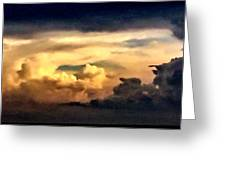Fairy Tale Sky Greeting Card