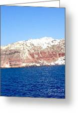 Fairy To Santorinii Greeting Card