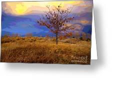 Fairytale Tree Greeting Card