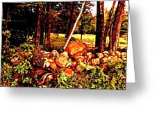 Fairytale Woods Greeting Card