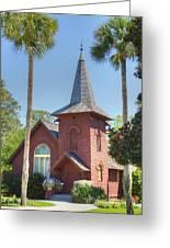 Faith Chapel Greeting Card