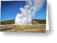 Faithful Rainbow Greeting Card