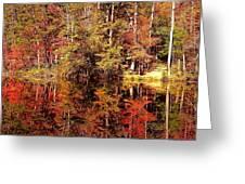Fall At Table Rock Greeting Card