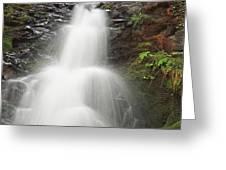 Fall Creek Falls 2 Greeting Card
