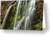 Fall Creek Falls 4 Greeting Card
