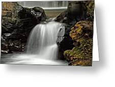 Fall Creek Falls 5 Greeting Card