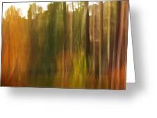 Fall Energy Greeting Card