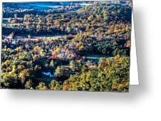 Fall In Shenandoah Valley Greeting Card