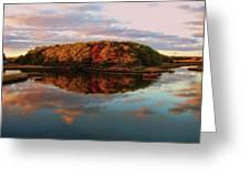Fall In Wellfleet Greeting Card