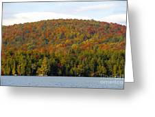 Fall Island Greeting Card