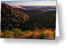 Fall. Greeting Card