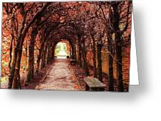 Fall Passage Greeting Card