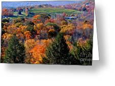 Fall Profusion Greeting Card