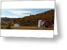 Fall Southeast Ohio Greeting Card