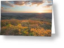 Fall Winds Greeting Card