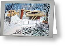 Fallingwater Greeting Card