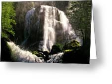 Falls Creek Falls Greeting Card