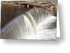 Falls Greeting Card