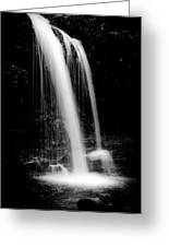 Falls In The Smokies Greeting Card