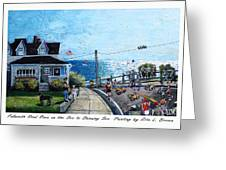 Falmouth Road Race 2015 Greeting Card
