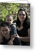 Family Photography Greeting Card