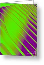 Fan Duotone 01 Greeting Card