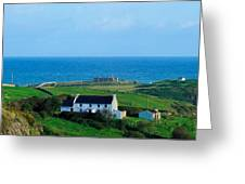 Fanad Lighthouse, Fanad, County Donegal Greeting Card