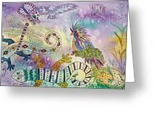 Fantasia Fantasy Greeting Card
