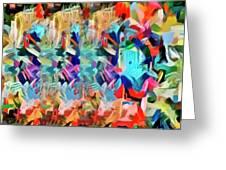 Fantasia I Greeting Card