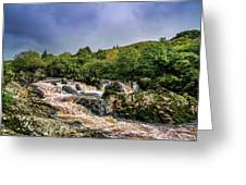Fantastic River Greeting Card