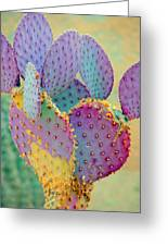 Fantasy Cactus Greeting Card