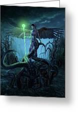 Fantasy Creatures 3 Greeting Card