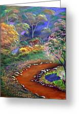 Fantasy Path Greeting Card